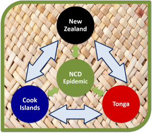 NCD Pacific Project