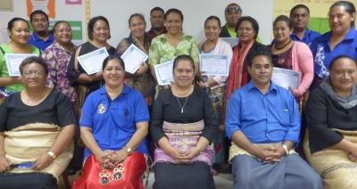 Tongan Team 2014