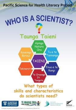Who is a Scientist - CI MAORI