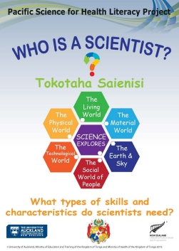 Who is a Scientist - Tonga ENGLISH