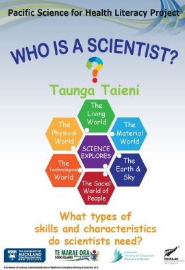 Who is a Scientist - CI ENGLISH