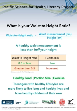 What is your Waist-to-Height ratio?