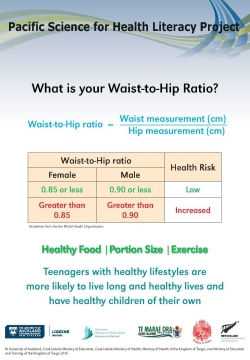 What is your Waist-to-Hip ratio?